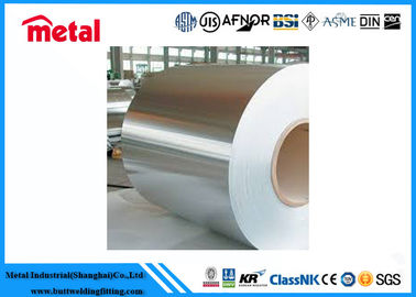 China Hot / Cold Rolled Steel Plate Coil SGCC 18 Gauge Sheet Metal 500 - 2100mm Dia factory