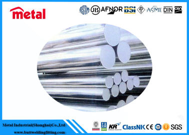 Carbon Steel Cold Drawn Round Bar , 8 - 40mm High Tensile Steel Round Bar