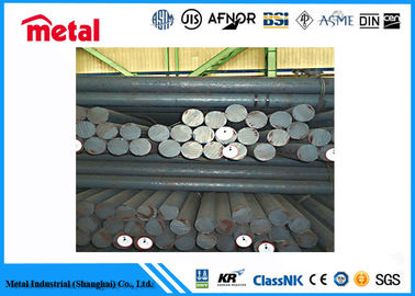 Hot Rolled Bright Alloy Steel Round Bar Coated SS 202 / 304 / 316 Material