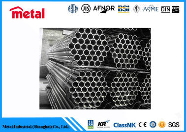 China Construction Low Temp Carbon Steel Pipe , High Tensile Seamless Mild Steel Pipe factory