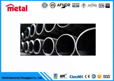 China BS / DIN Low Temperature Steel Pipe For Vehicle Body Panels Easy To Install factory
