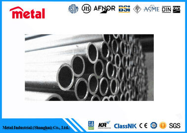 Seamless Low Temperature Carbon Steel Pipe , Black Commercial Steel Pipe