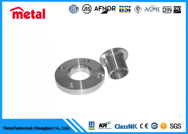 B36 19 Class 1500 Duplex Stainless Steel Flanges , ASTM UNS32760 Lap Joint Flange