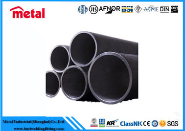 Carbon Steel Seamless Steel Pipe API 5L / 5CT J55 DN500 SCH40 Thickness For Oil