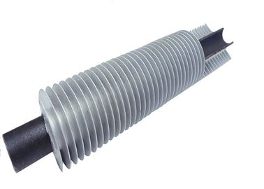 High Frequency Welded Finned tube and stainless steel tube with aluminium fins for cooler or heat exchange parts