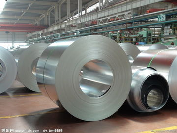 1000 - 2000mm Width Galvanized Stainless Steel Coil 304 Steel Sheet For Auto Industry