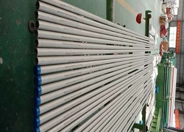 Austenitic Stainless Steel Seamless Pipe WNR 1.4429 317LN Thin Wall 8 Inch Size