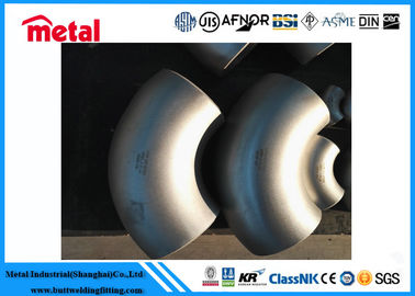 Nickel Alloy B-2 UNS N10665 Pipe Fittings 90° Seamless Elbow 2'' SCH40 For Connection