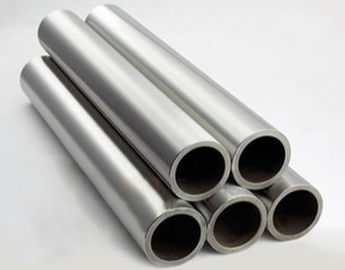 China Pickling Surface Nickel Alloy Pipe / Welded Steel Pipe For Heating System factory