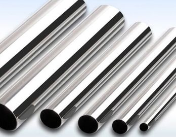 China High Strength Round Large Diameter Steel Pipe 5.8m / 6m Length For Metal Industry factory