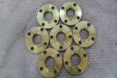 China 8 Inch SO Flange CUNI 90/10 C70600 Flange DN 200 Class 600 150lb - 2500lb factory