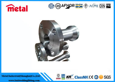 China Petroleum Industry Forged Alloy Steel Flanges ASME B16.48 Standard For Connection factory
