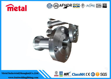 China ASTM B564 N06625 Alloy Steel Flanges Nipo Flanges For Power Station / Shipbuilding factory