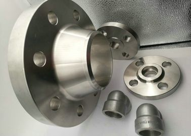 "China ASTM A182 F22 6"" 900# Alloy Steel Flanges ASME B16.5 Standard Silver Color factory"