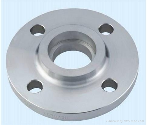 Welding Neck Seamless Alloy Steel Flanges ASTM A182 F44 SW RF 150LBS ASME B16.5