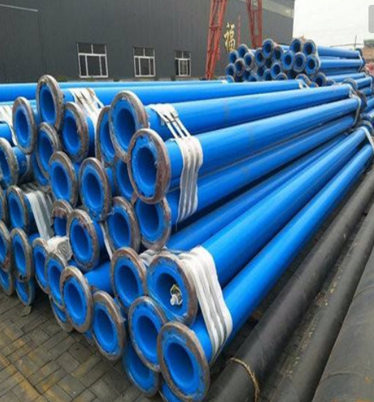 ERW 273MM Plastic Coated Gas Pipe , SCH STD Oil / Gas Line Polyethylene Coating Pipe