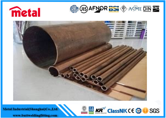 ASTM A179 Cold Drawn Steel Pipe , Sa 192 High Pressure Heat Exchanger Piping