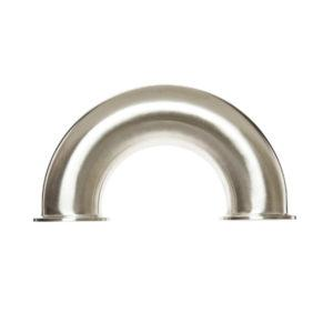 Incoloy 800 U Shaped Tube , 60.33 MM Diameter Round Stainless Steel Tubing