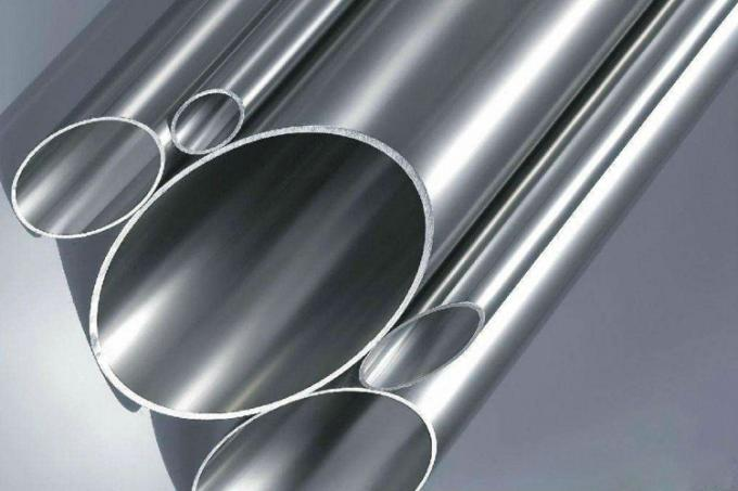 Incoloy 901 Seamless Alloy Pipe , ASME B36 10 Oil Alloy Steel Pipe Round Shape