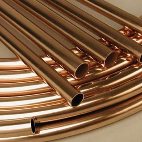 Round Alloy Copper Nickel Pipe And Flange For Cleaning Moderately Polluted Marine