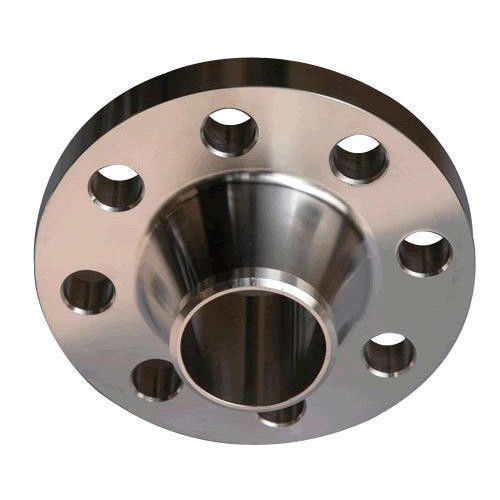 Weldable Round Copper Nickel Pipe Fittings Copper Pipe Flange Thick Wall