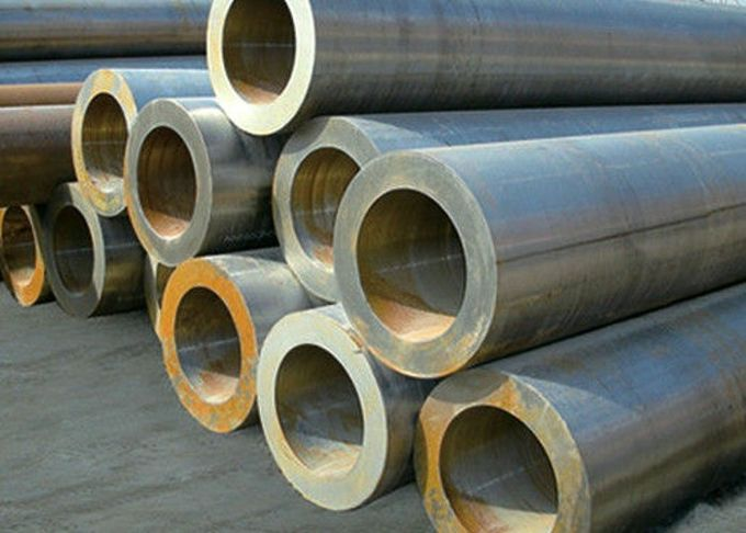 Custom Length Low Temperature Steel Pipe For Industry SGS / TUV / BV Certification